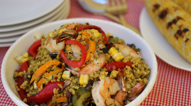 freekeh.salad.shrimp