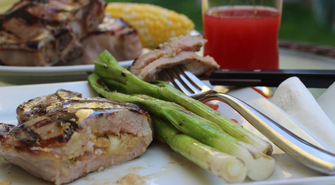 grilled.stuffed.pork.chops