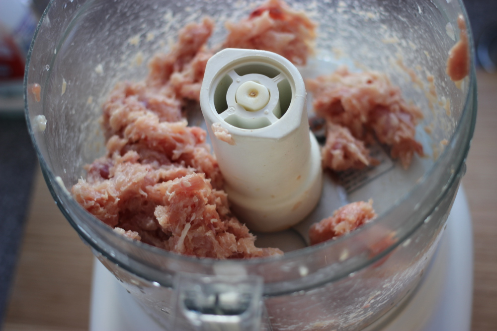 food processor healthy recipes dinner